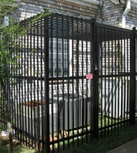 air conditioner cages